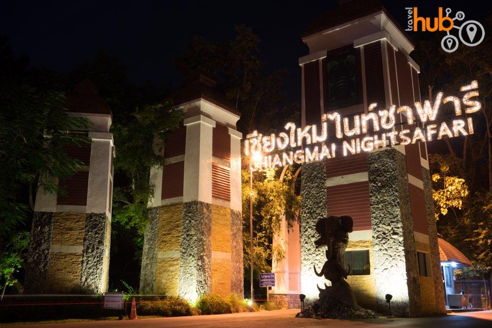 Welcome to Chiang Mai Night Safari