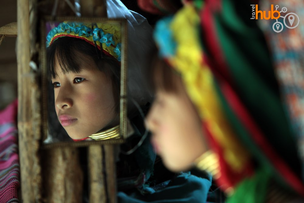 Take the option to vist the Padaung ladies at the long neck village