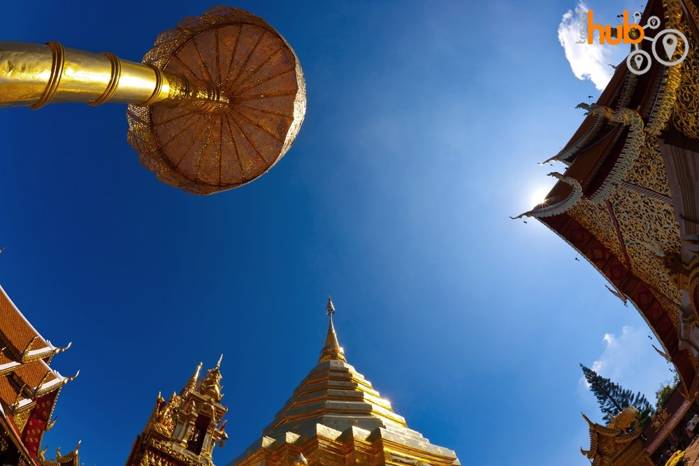 Doi Suthep temple should be on every ones Chiang Mai bucket list!