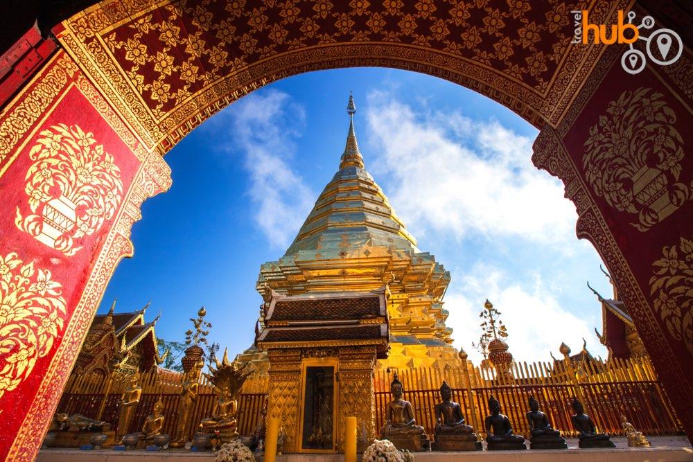 Doi Suthep - Chiang Mai's most important temple