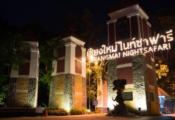 Chiang Mai Night Safari tour