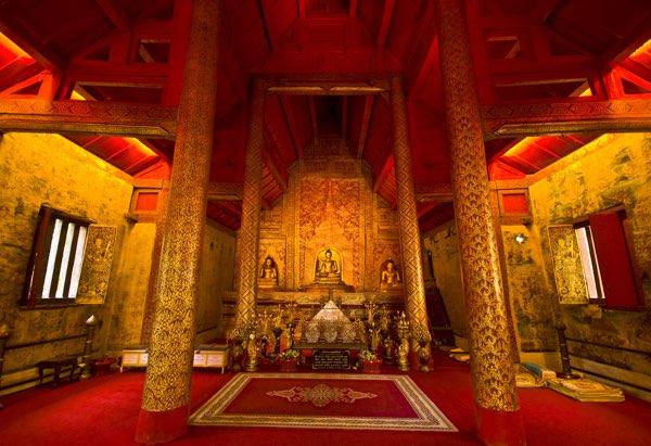 Wat Suan Dok - Chiang Mai Temples