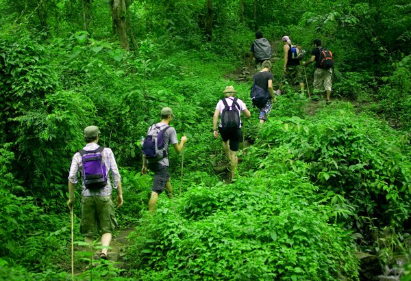 Chiang Mai two day trek