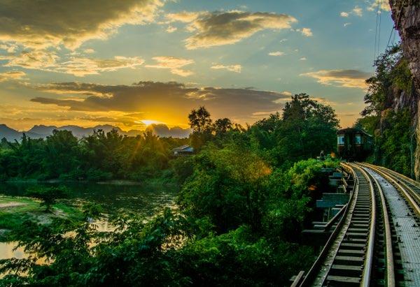 Reclining Buddha Ayutthaya Historical Park